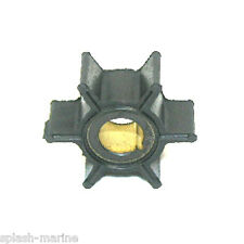 Water Pump Impeller, Replaces Mercury Mariner 47-161543 / Tohatsu 369-65021-1