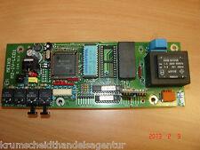 Meiko Leiterplatine M2 IV LCD 1, Platine für Spülmaschine,Ersatzteil 0124312