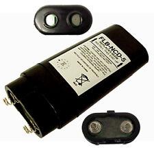 Battery for Streamlight Maglite Flashlight 90338 SURVIVOR DIVISION II SL-90X 90X