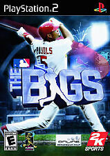 The Bigs - PlayStation 2, Very Good PlayStation 2, PlayStation2 Video Games