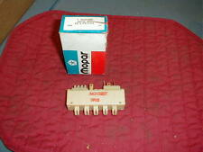 NOS MOPAR 1968-71 ALL MODELS A/C-HEATER VACUUM SWITCH