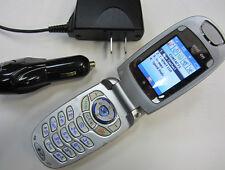 *Good Esn* Lg vx5200 Camera Cdma Speaker Gps Color Flip Verizon Cell Phone Fair