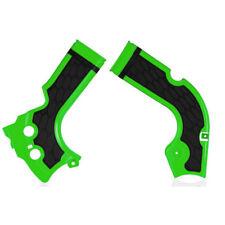 Acerbis X-Grip X Bike Frame Guard - Kawasaki KXF450 12-17 - Green