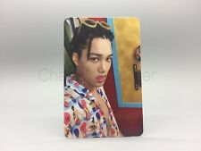 EXO THE WAR Kokobop Album Official Photocard - B Version - KAI