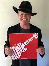MICKY DOLENZ DIRECT 2U!  THE MONKEES 2014 TOUR BOOK SIGNED AUTOGRAPHED TO YOU!