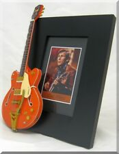 CHET ATKINS  Miniature Guitar Frame Country