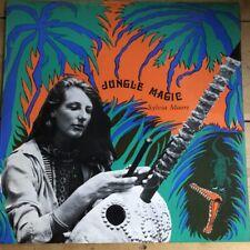 SUN 3 Sylvia Moore Jungle Magic - RARE acid folk TEST PRESSING