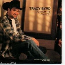 COUNTRY CD - TRACY BYRD - I'M FROM THE COUNTRY - NEW & SEALED