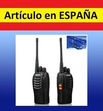 1x Walkie Talkie PROFESIONAL RECARGABLE radio wireless 5km LCD radio 6 canales