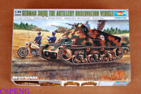 Trumpeter  00355 1/35 German 38(H) Artillery Observation Vehicle Hot