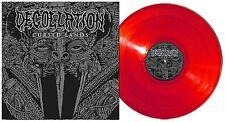 DECOLLATION - Cursed Lands Liers In Wait The Grotesque Entombed Excruciate Grave
