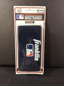 "Franklin MLB Wristbands 6"" NEW Pair Baseball"