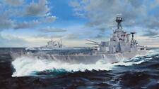 TRUMPETER 1/200 HMS Capot #03710