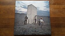 THE WHO WHOS NEXT LP MINT
