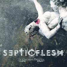 SEPTIC FLESH - THE GREAT MASS - CD SIGILLATO 2011