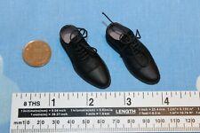 DID DRAGON IN DREAMS 1:6TH SCALE WW2 German U-Boat Black Shoes Johann D80149