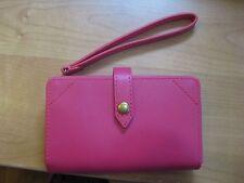IIIBeCa by Joy Gryson Tech Wallet, Pink, New