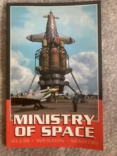 Warren Ellis: Ministry of Space, Captain Swing, Crecy, Aetheric Mechanics