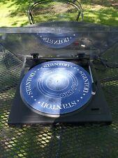 Vintage Radio Shack Optimus Belt Drive Automatic Turntable LAB-1100