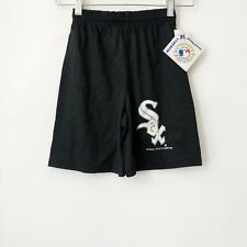 vintage chicago white sox russell athletic shorts youth size medium NWT 1992