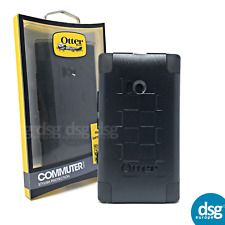 OTTERBOX COMMUTER CASE COVER FOR NOKIA LUMIA 900 - RUGGED SHOCK PROOF BLACK