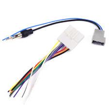 Auto Radio DVD Stereo Kabelbaum Kabel Antenne Adapter für Nissan Sentra Subaru