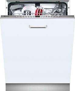 Neff S523G60X0E N50 Vollintegrierter Geschirrspüler, 60cm breit, 12 Maßgedecke,