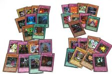 Yu-Gi-Oh! Trading Card Game Rare & Foil Cards Lots