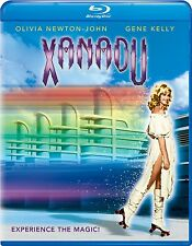 XANADU (1980) - HI-DEF BLU-RAY (2016) ALL REGION OLIVIA NEWTON JOHN  GENE KELLY