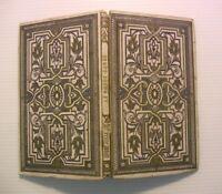 LE ROUGE GORGE+ CARTONNAGE + HISTOIRE NATURELLE OISEAUX ENFANTINA LIVRE OLD BOOK