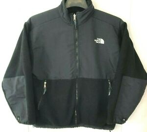 THE NORTH FACE Jacket Black Full Zip Youth XL