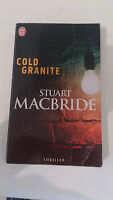 Stuart MacBride - Cold Granite
