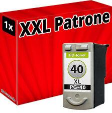 DRUCKERPATRONE für CANON PG40 PIXMA IP1200 IP1300 IP1600 IP1700 IP1800 IP1900