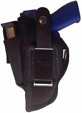 ProTech Gun Holster fits Beretta Nano Black Nylon Use Left or Right Hand WSB-20