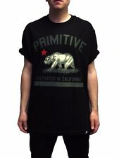 Primitive cultivated vintage t-shirt Black s NOUVEAU! Diamond Grizzly Nike sb skate