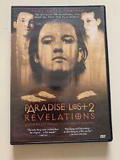 New listing Paradise Lost 2: Revelations (DVD, 2001)