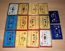 14 TKKG MCs Hörspiele Sammlung Konvolut Kassetten Folgen