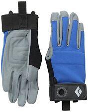NEW Black Diamond Crag Climbing Gloves Cobalt Large FREE SHIPPING