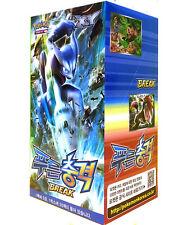 "Pokemon Cards XY Break ""Blue Impact"" Booster Box (30 Pack) / Korean Ver"