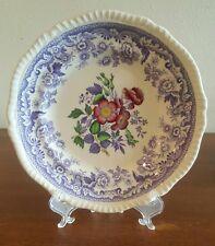 """Vintage Copeland Spode Mayflower 10 3/4"""" Dinner Plate Pattern 2/8772"""
