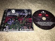 DECREPITAPH Condemned Cathedral - 2008 CD - incantation autopsy rottrevore grave