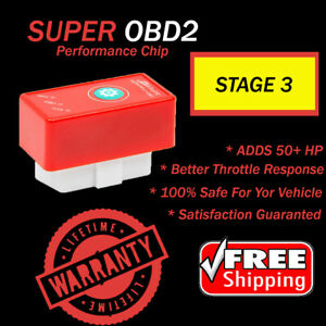 ACURA TSX MODELS BASE V6 3.5L & 2.4L I4 SUPER OBD2 PERFORMANCE CHIP ADD POWER