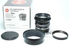 Leica PA-Curtagon-R 35mm F4 + Lens Hood 11202