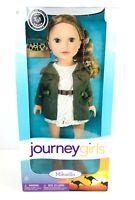 "Journey Girls, Mikaella, 2017 Australia Series, 18"" Doll Retired"