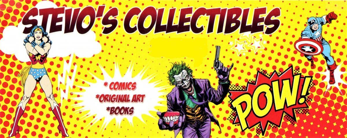 Stevo's Collectibles