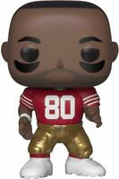 Funko Pop! #114: NFL Jerry Rice w/Box Protector - San Francisco 49ers