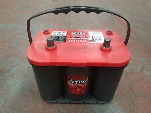 RTS4.2 Optima (8002-250) Redtop Battery 12v 50Ah