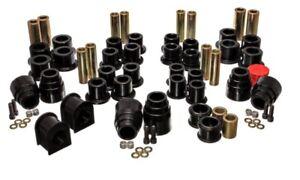 Energy Suspension 4.18120G Hyper-Flex System Black For 00-04 Ford Excursion NEW