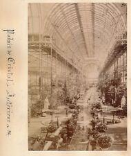 LONDRES c. 1890 - Crystal Palace - APA 37