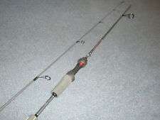"Abu Garcia Vendetta Spin 562UL 5ft 6"" 2-10g 2pc Spinning Rod Fishing tackle"